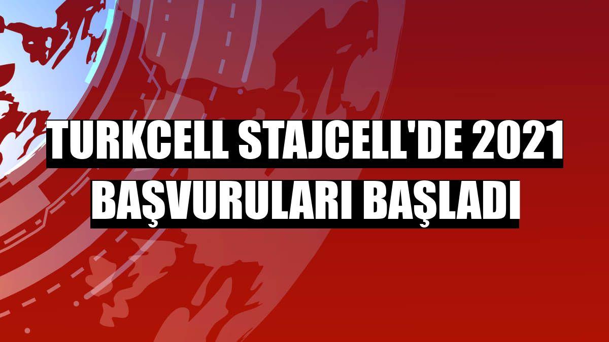 Turkcell Stajcell'de 2021 başvuruları başladı