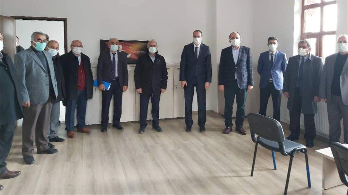 Adilcevaz'da SGK hizmet bürosu açıldı