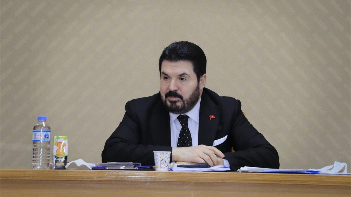 Ağrı Belediye Başkanı Sayan'dan bazı emekli amirallerin açıklamasına tepki