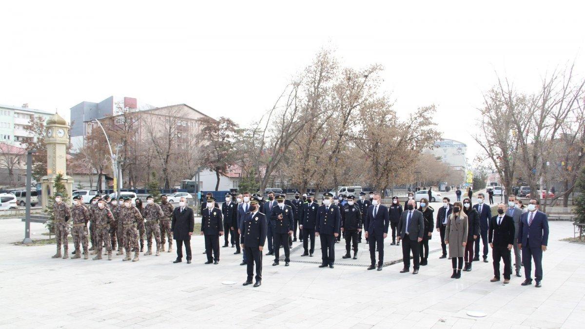 Ağrı'da Polis Haftası