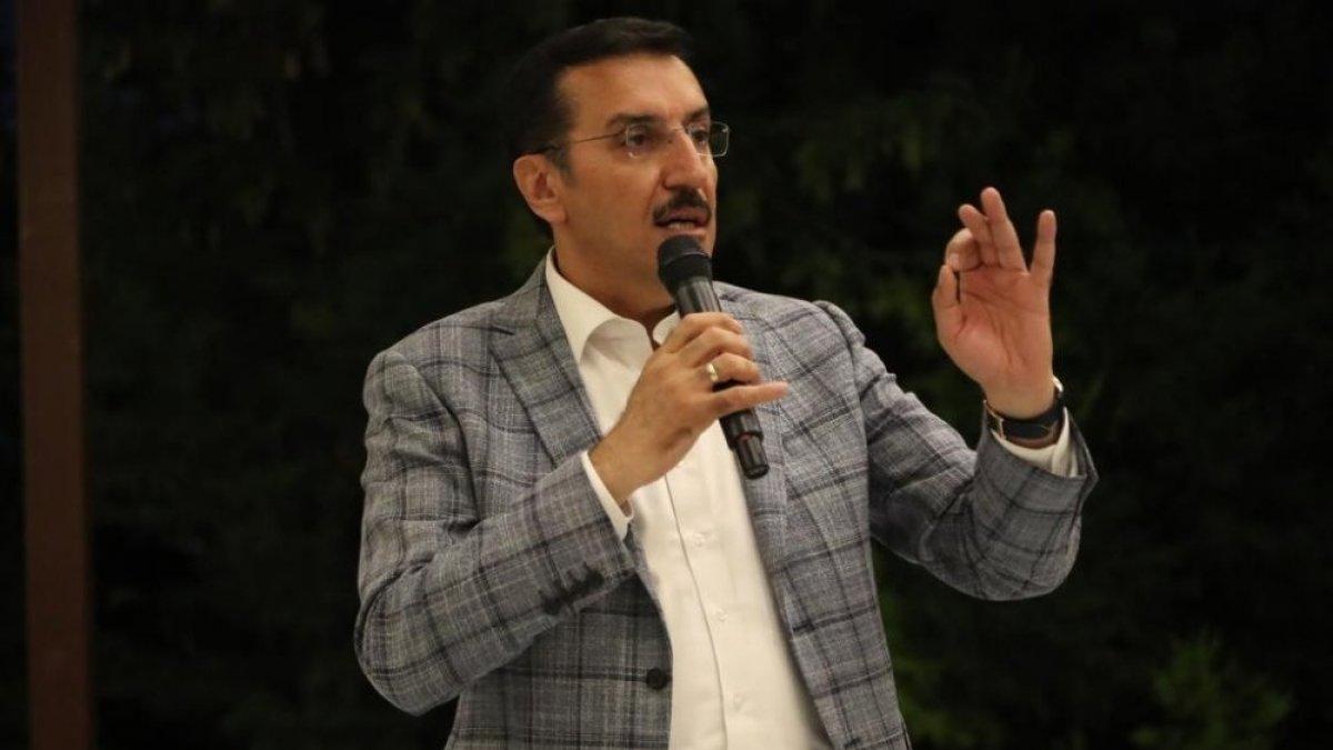AK Partili Tüfenkci'den büyük kongre ile ilgili açıklama