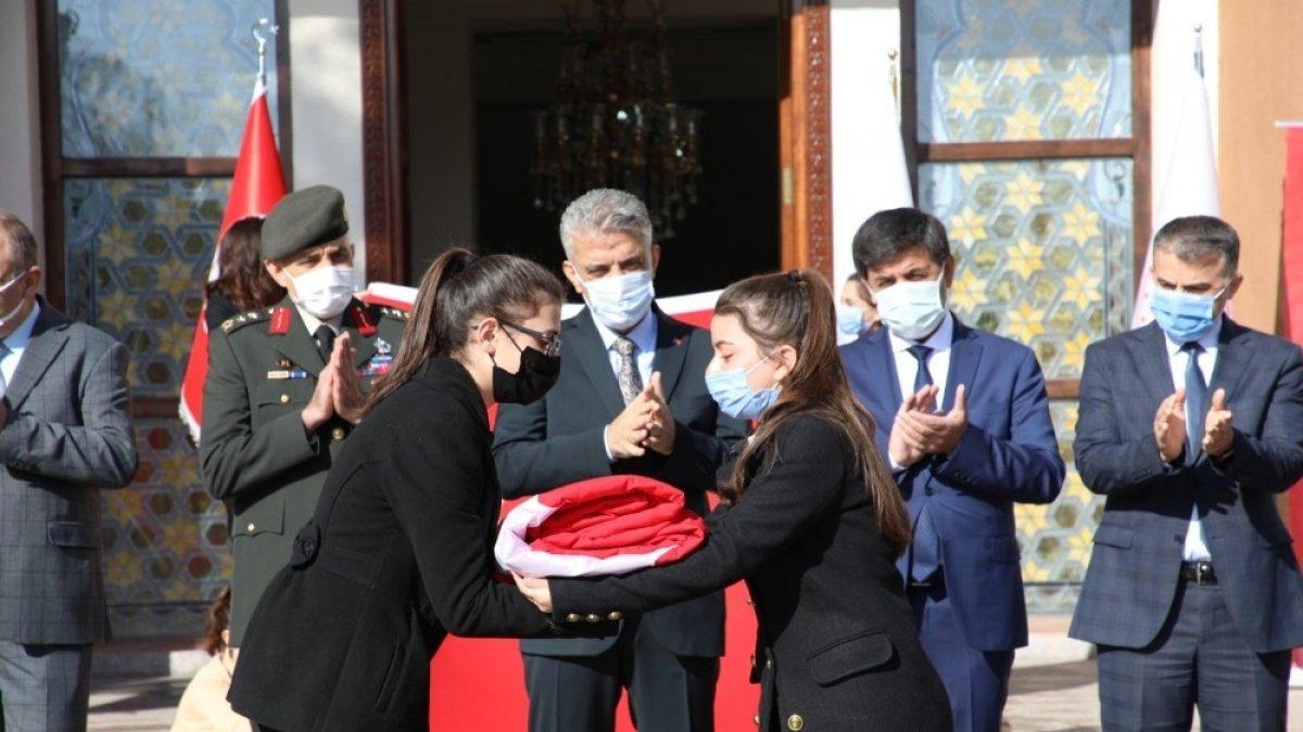 'Anadolu Gönül Yolu 81 İl 81 Bayrak' etkinliği