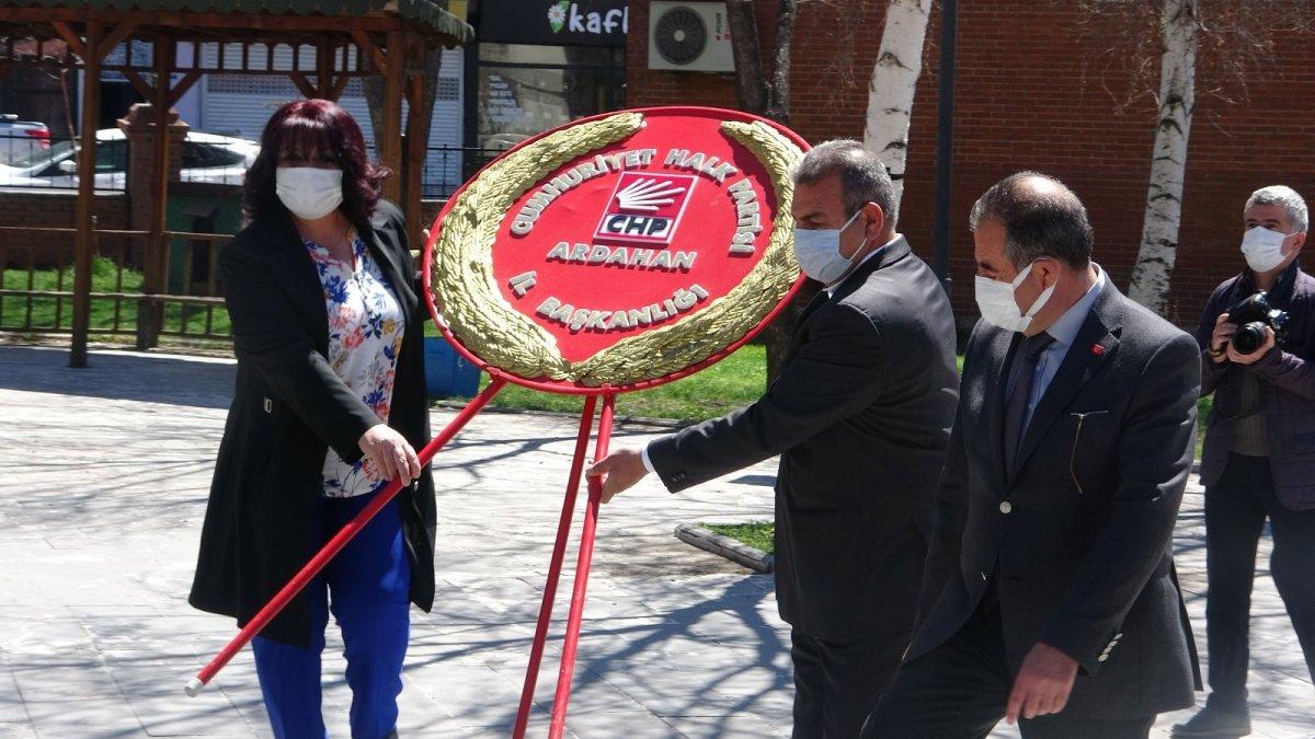 Ardahan'da 23 Nisan kutlaması
