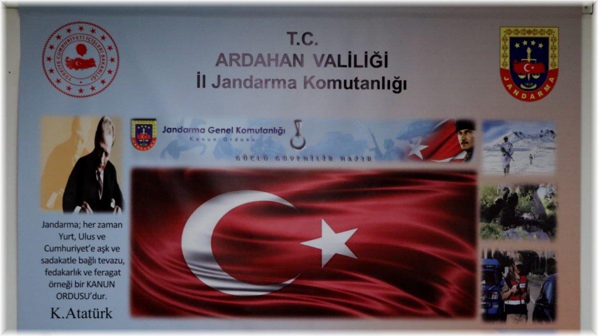 Ardahan'da kaçak silah operasyonu: 1 gözaltı