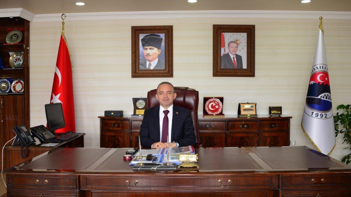 Ardahan Valisi Hüseyin Öner'in 15 Temmuz mesajı - Ardahan Haberleri