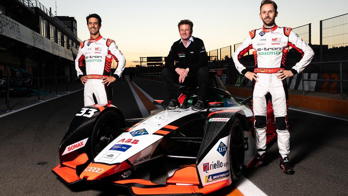 Audi, ilk resmi Formula E'de şampiyonluk peşinde