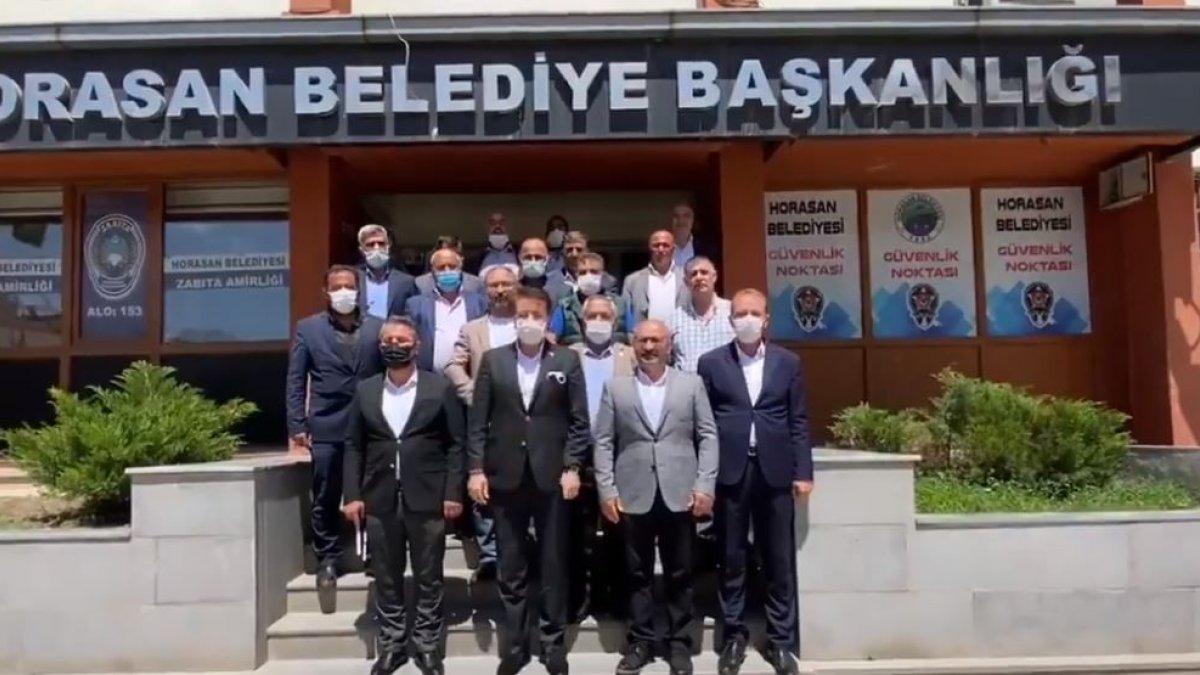 Aydemir: 'Dadaşların AK vefasına minnettarız'