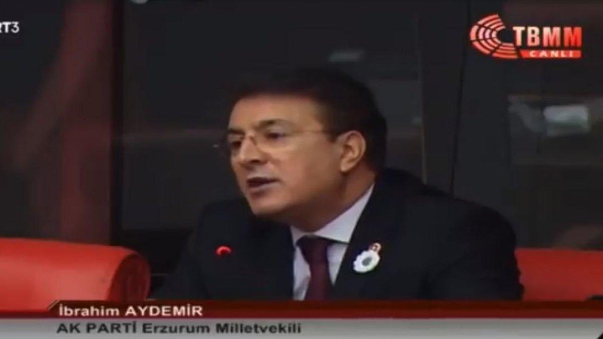 Aydemir Erzurum sulama yatırımlarını değerlendirdi