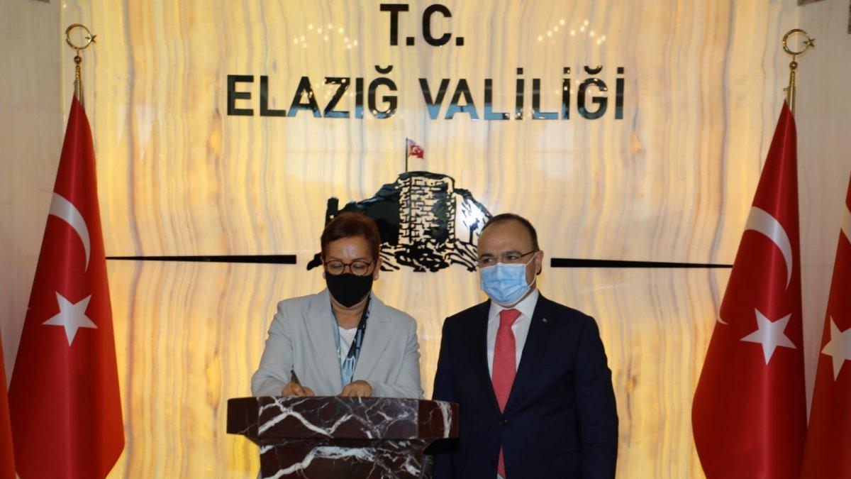 Bakan Yardımcısı Işıkgece Elazığ'da - Elazığ Haberleri