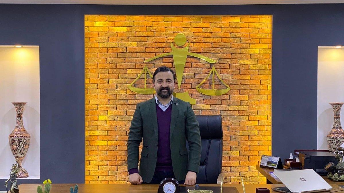 """Baro Başkanı Aktürk: """"Avukat; yetkilerini hakka hizmet yolunda kullanan, yalnız yasanın ve vicdanının sesini yükselten kişidir"""""""