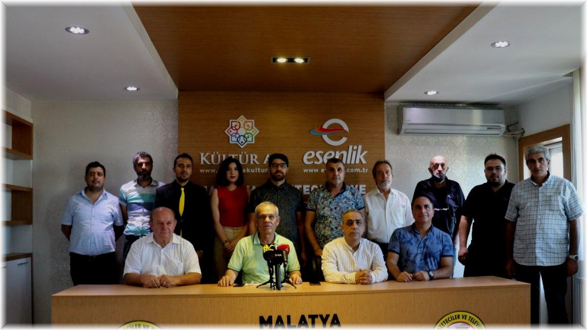 Basının sorunları Malatya'da ele alındı