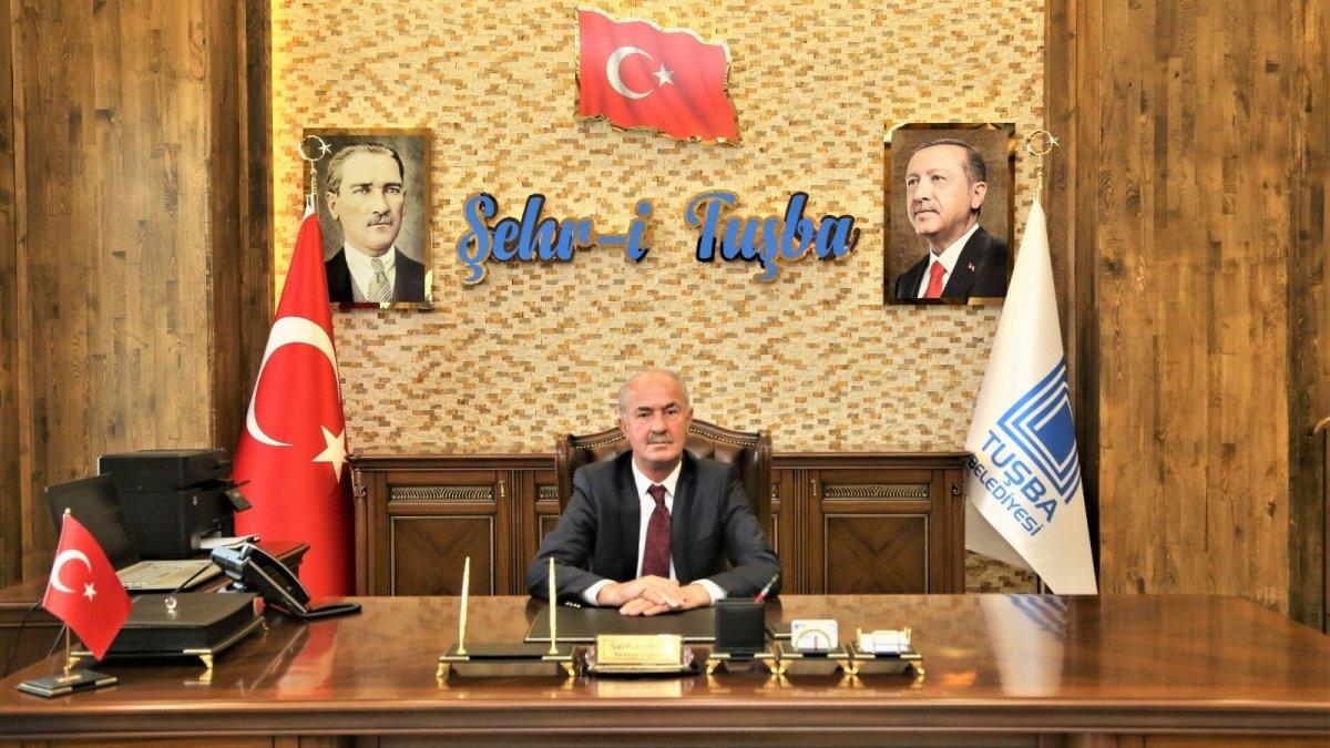 Başkan Akman'dan 'Kurtuluş Günü' mesajı