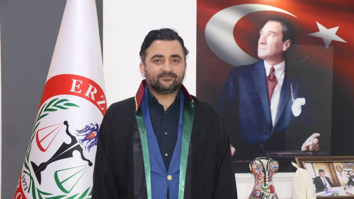 """Başkan Aktürk: """"Atatürk'ün Erzincan'a ilk teşriflerinin 102. yıl dönümünü kutluyoruz"""""""