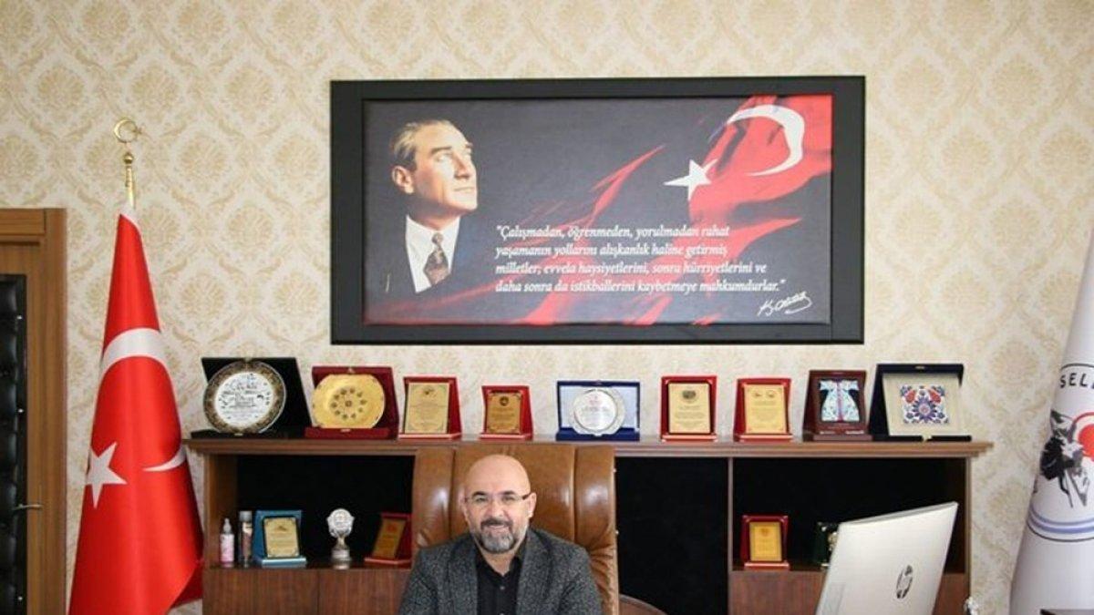 Başkan Altun'un Çanakkale Zaferi mesajı