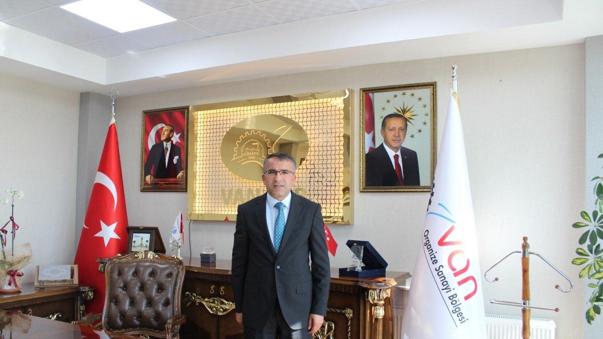 Başkan Aslan'dan 15 Temmuz Demokrasi ve Milli Birlik Günü mesajı