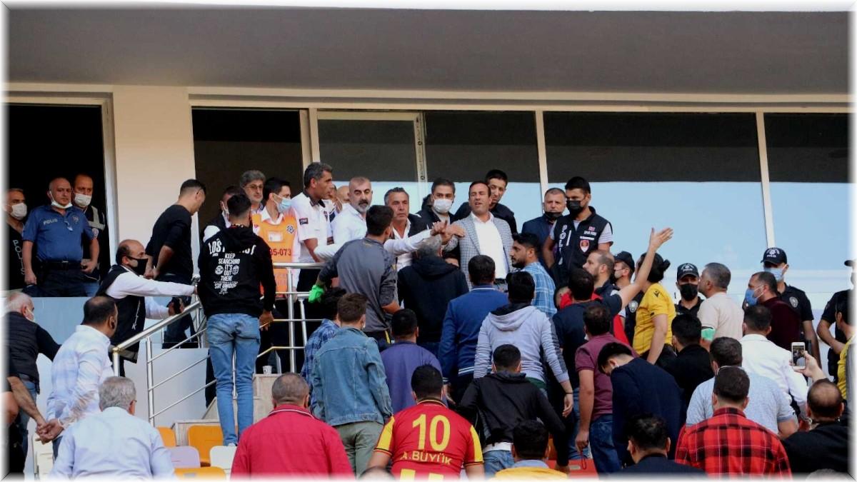 Başkan Gevrek: '4-5 maç yenilirsen taraftarın protestosu da, tepkisi de olur'