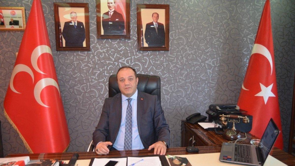 Başkan Karataş'tan Tıp Bayramı mesajı