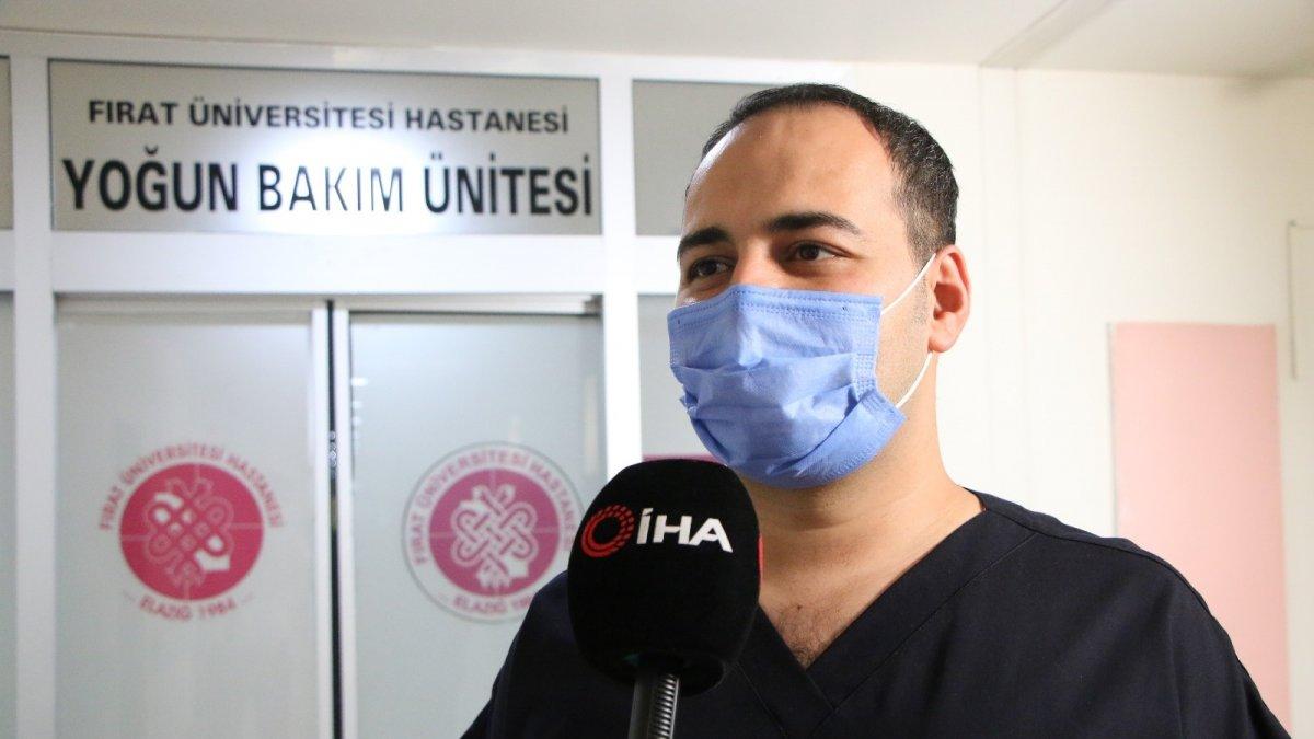 Bayramı hastanede geçiren sağlıkçılar anlattı, yüzler farklı talepler aynı dikkat