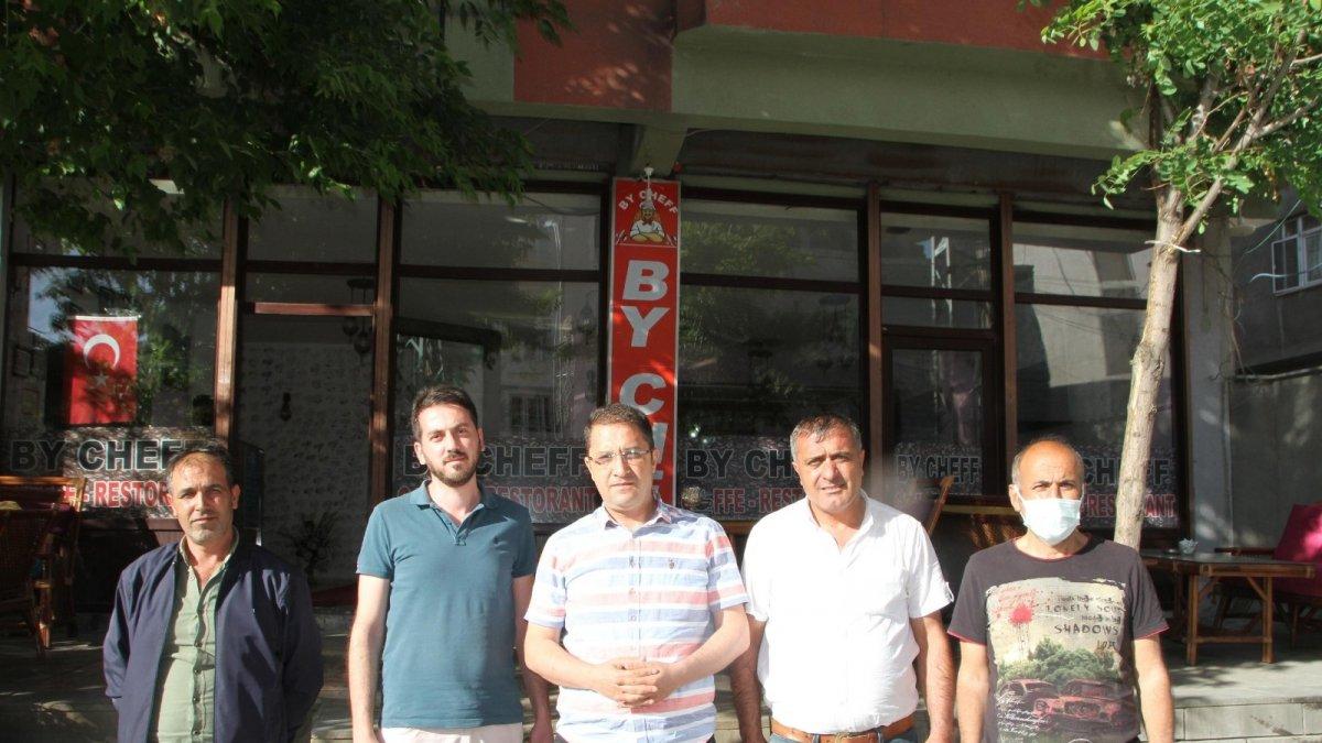 BİK Şube Müdürü Başeğmez'den yerel basına ziyaret