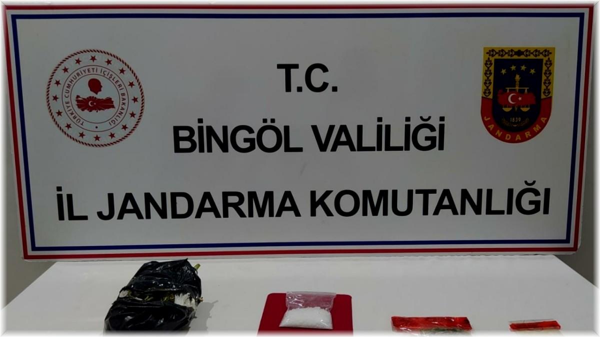 Bingöl'de uyuşturucu operasyonu: 11 şüpheli hakkında yasal işlem başlatıldı