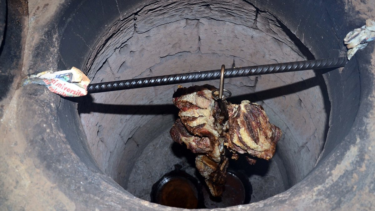 Bitlis büryan kebabı coğrafi işaret tescil belgesi aldı