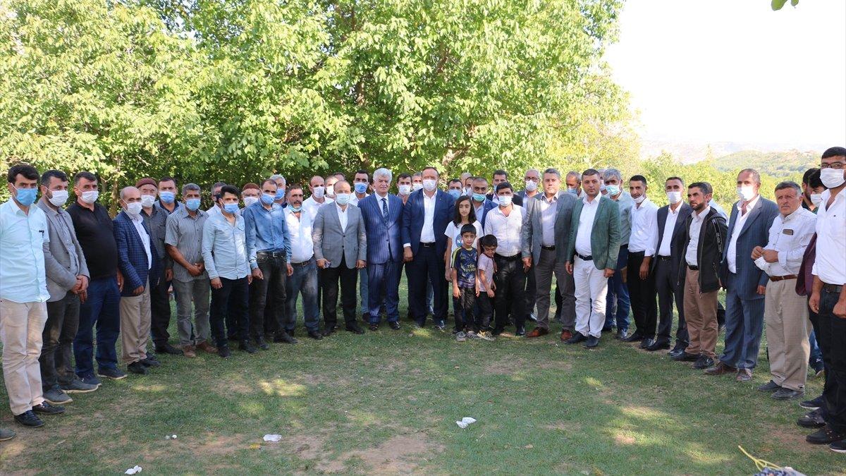Bitlis'te arıcıların sorunları ele alındı