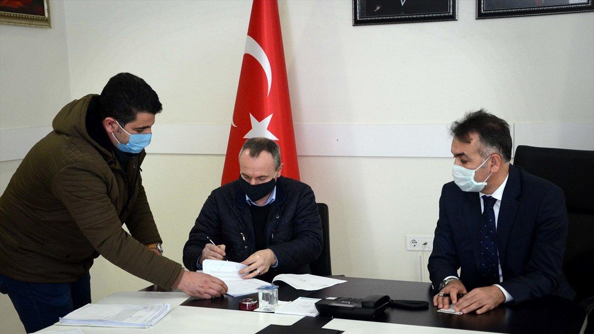 Bitlis'te kurulacak 3 tekstil atölyesinde 1000 kişi istihdam edilecek