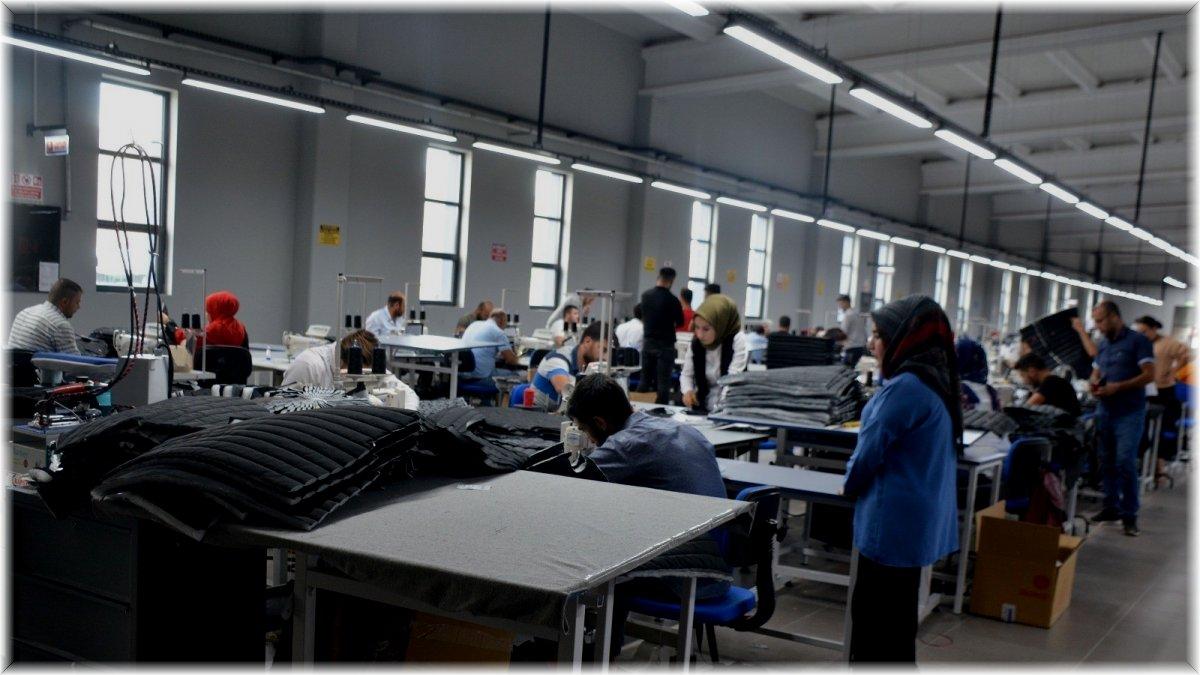 Bitlis'teki tekstil firmaları Avrupa'ya açılıyor