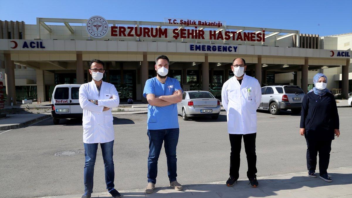 """""""Bizim için en büyük teşekkür, vatandaşın maske takıp kurallara uymasıdır"""""""