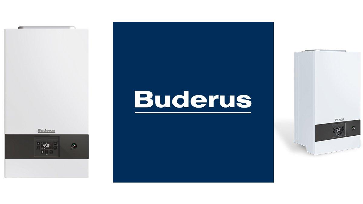 Buderus uzmanlığından kullanıcı dostu teknoloji: Buderus Logamax plus GB022i