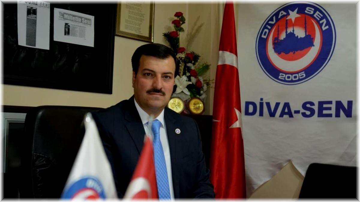 Diva Sen Başkanı Karadaş: 'Camiler, kardeşliğin pekişmesini sağlayan kutsal mekânlardır'