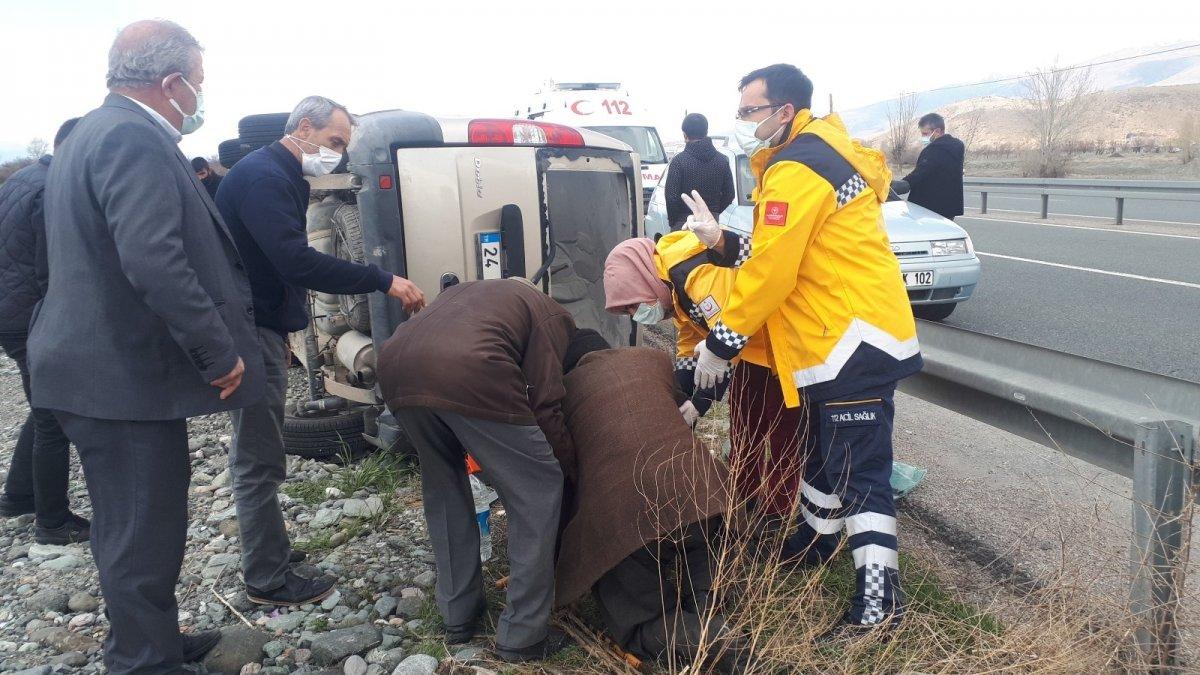 Doğu Anadolu'da mart ayında en çok trafik kazası Erzurum'da en az Tunceli'de meydana geldi
