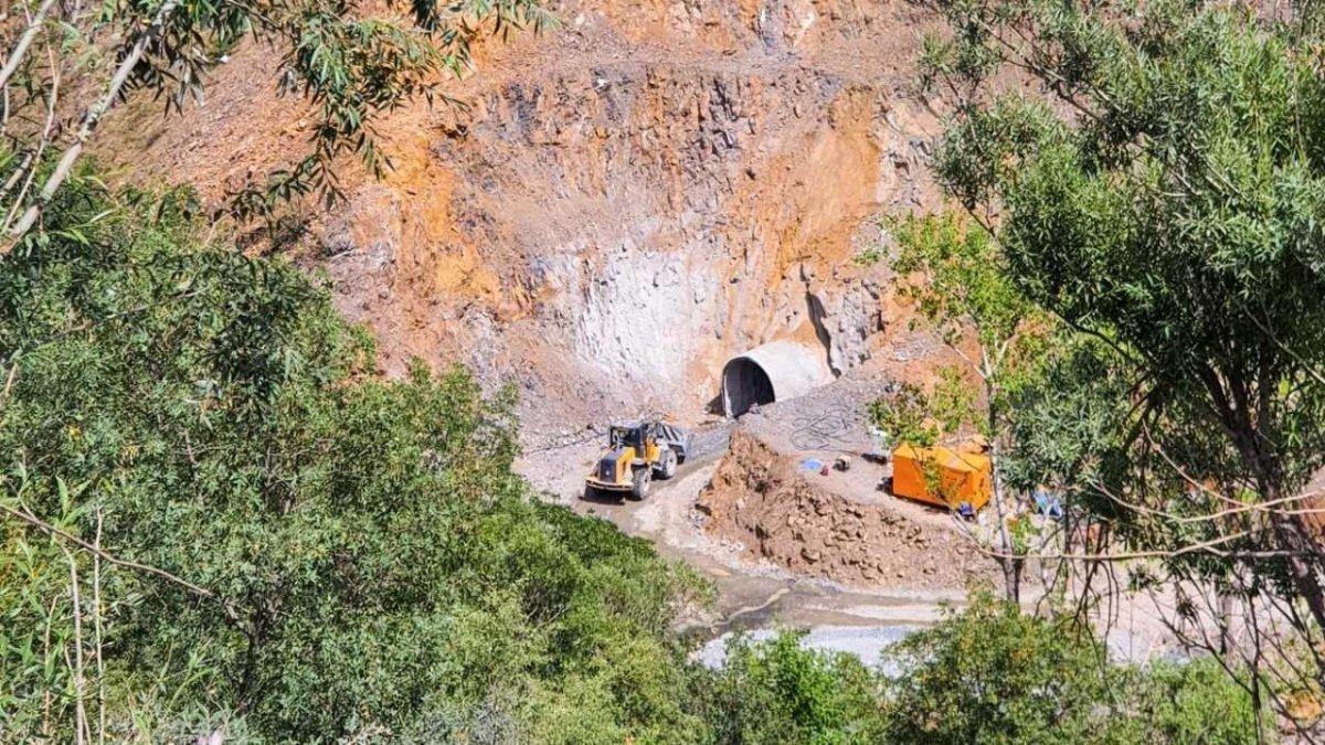DSİ Genel Müdürü Yıldız 'Erzincan Merkez Ballı Barajının tamamlanması ile barajda depolanacak su ile 11 bin 570 dekar tarım arazisinin sulanması sağlanacak'
