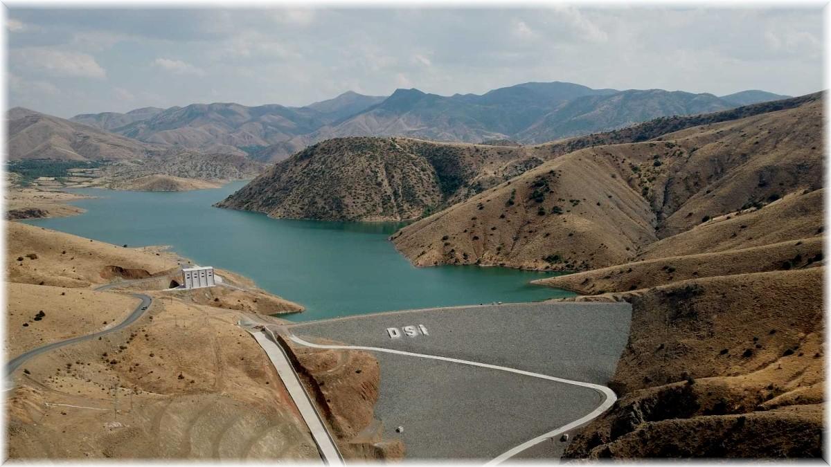 Elazığ Belediyesi: 'Hamzabey Barajı içme ve kullanma suyu bitti'