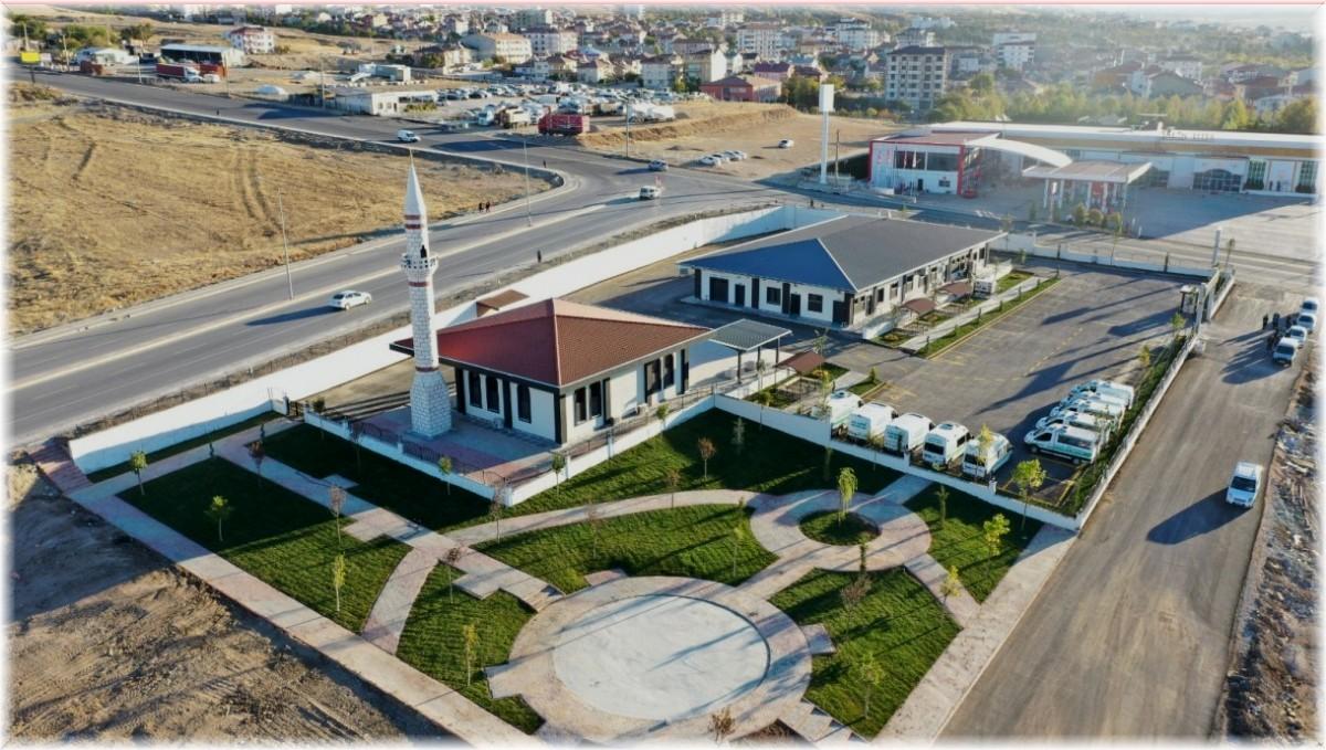 Elazığ Belediyesi Mezarlıklar Müdürlüğü'nün yeni hizmet binası açılıyor