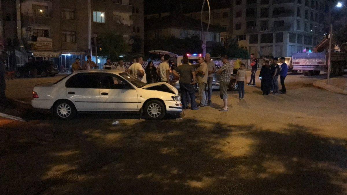 Elazığ'da trafik kazası: 5 yaralı - Elazığ Haberleri