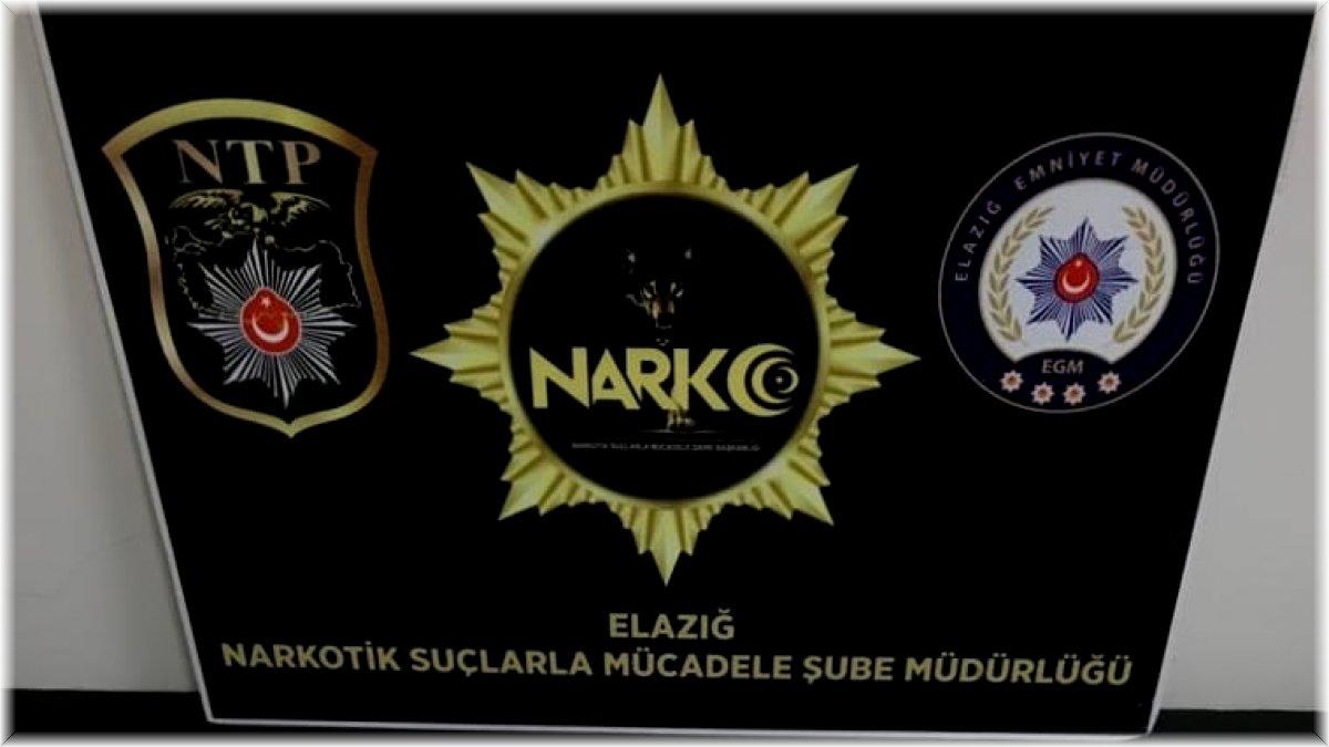 Elazığ'da uyuşturucu tacirlerine geçit verilmiyor