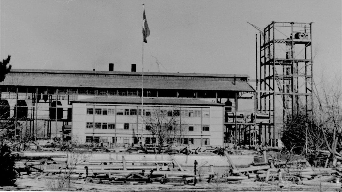 Elazığ Şeker Fabrikası 64 yaşında