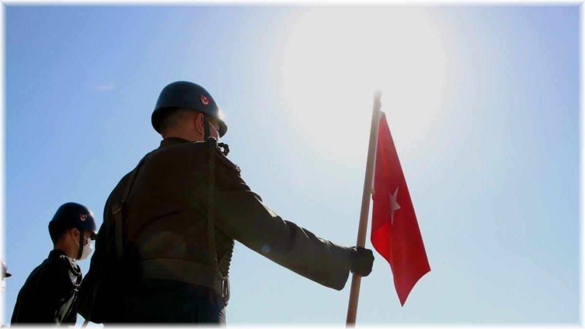 Elazığ'da 19 Eylül Gaziler Günü etkinlikleri