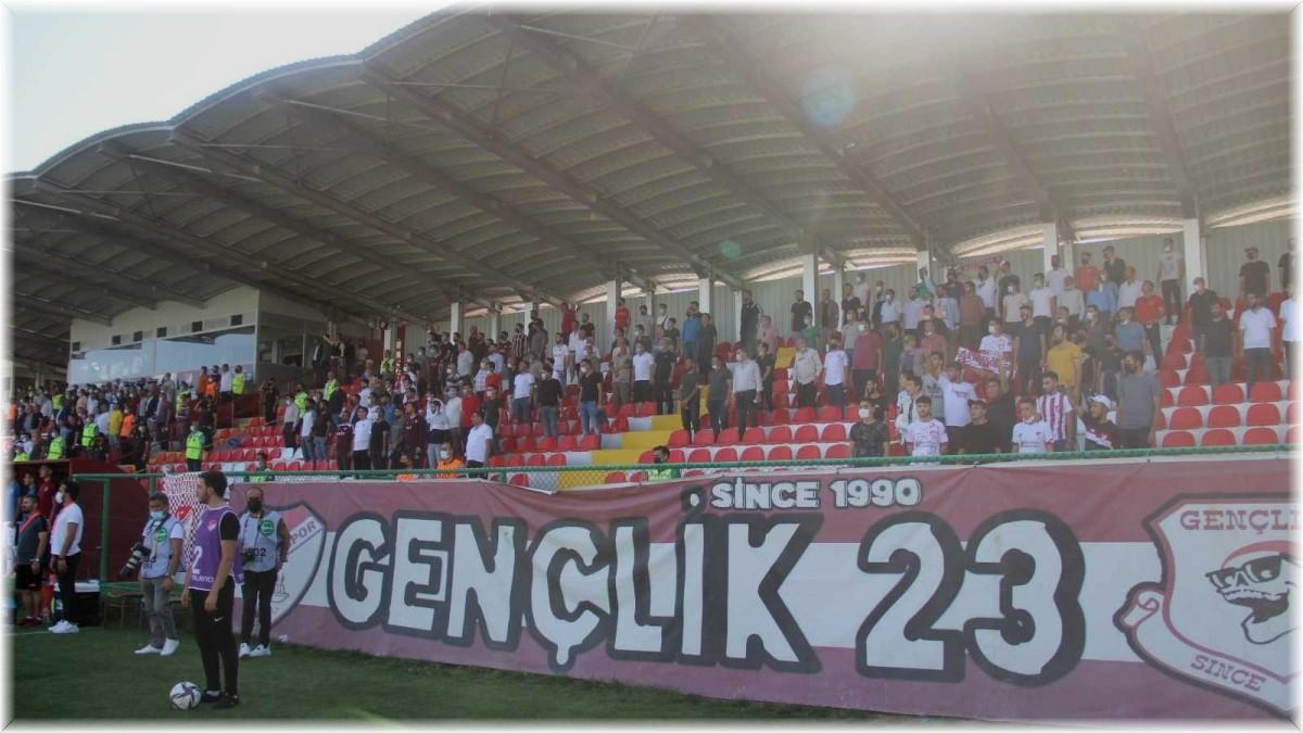 Elazığspor - Karaman Belediyespor maç biletleri satışta