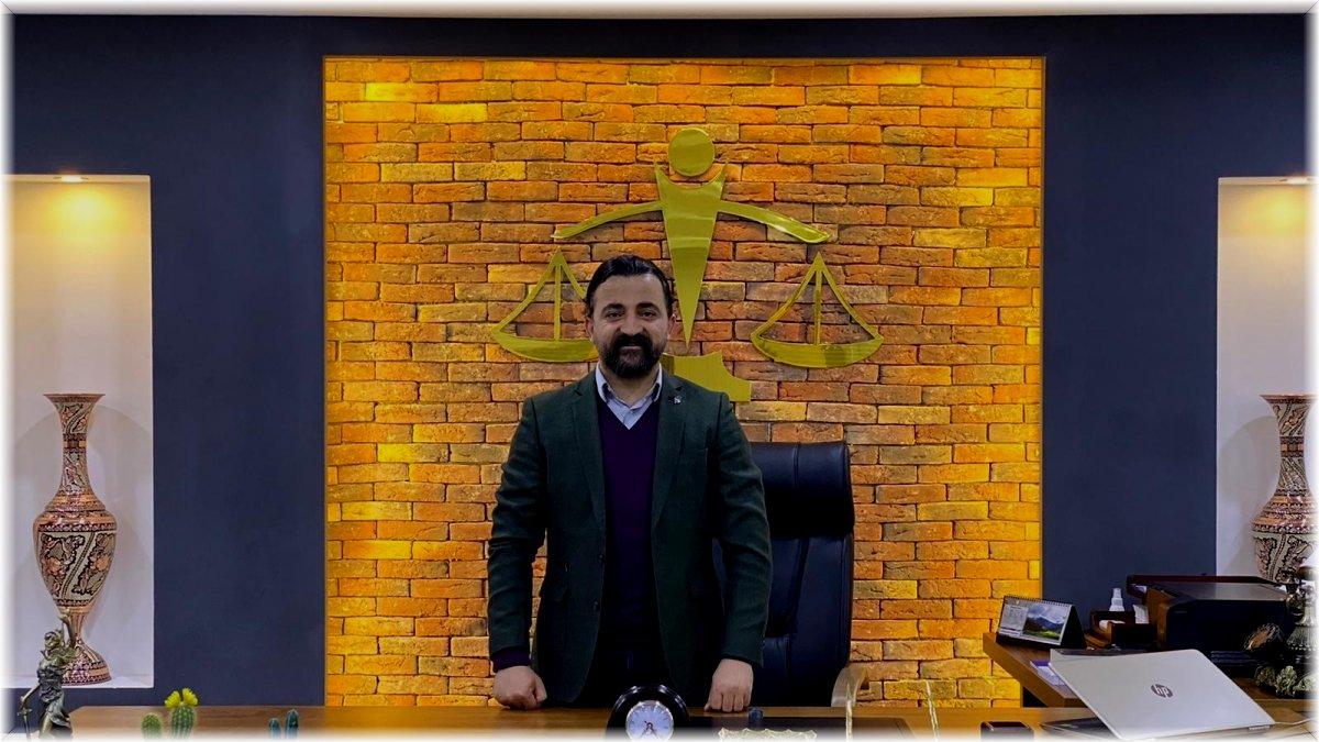 """Erzincan Baro Başkanı Aktürk: """"19 Eylül Gaziler Günü'nü kutlamanın gurur ve mutluluğunu yaşıyoruz"""""""