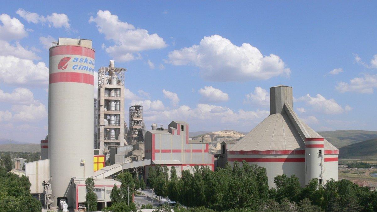 Erzincan'da da hazır beton tesisi bulunan Aşkale Çimento ekonominin devleri liginde 308'inci sırada yer aldı