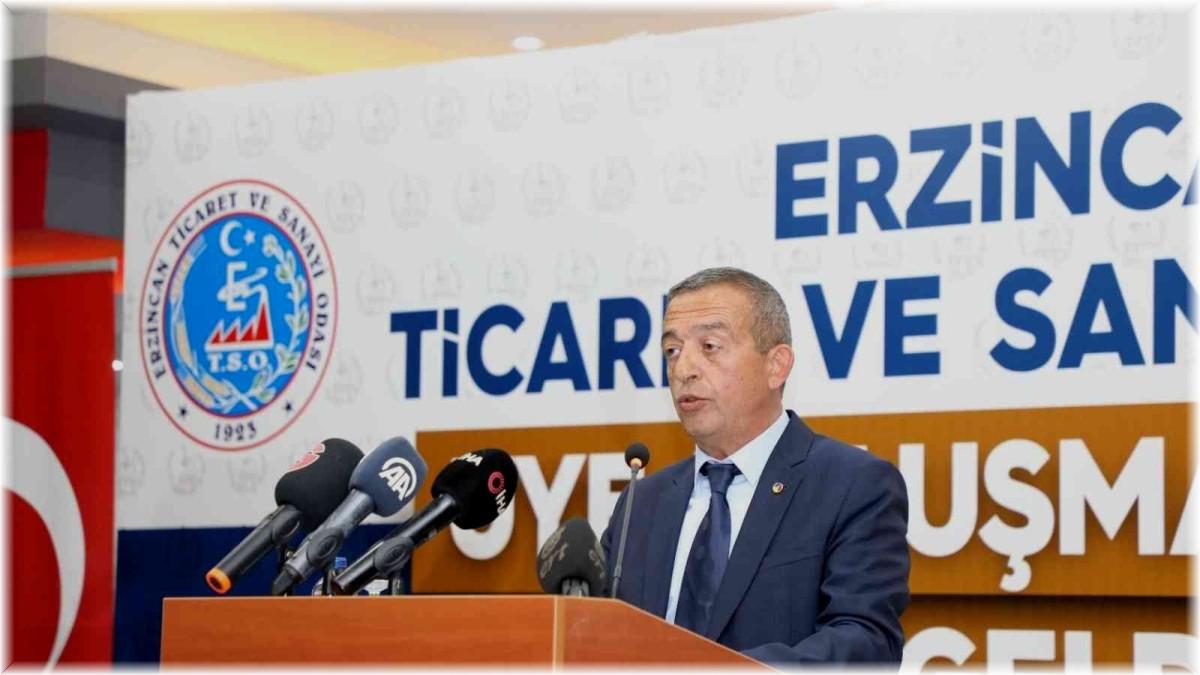 Erzincan TSO Başkanı Tanoğlu: 'Salgının olumsuz etkilerine rağmen, odamızın faaliyetleri hızlı bir şekilde devam etti ve pek çok projenin hayata geçirilmesine katkı sağladık'