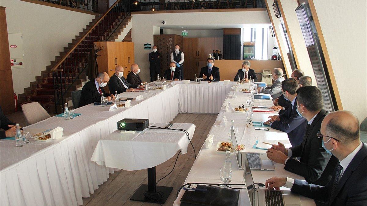 Erzurum'da hayata geçirilecek 31 projeyle bin kişiye iş imkanı sağlanacak