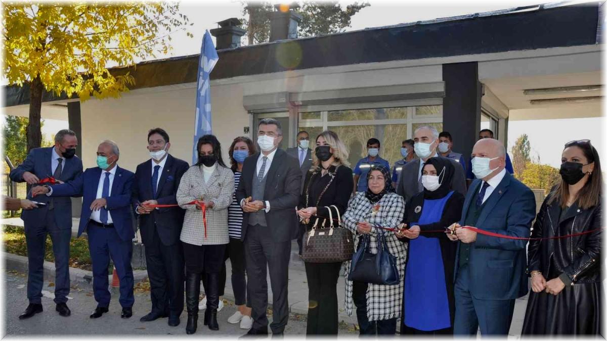 Erzurum Ticaret Borsası Tarım ve Hayvancılığı Geliştirme A.Ş Ofisi ile Süt ve Süt Ürünleri Satış Mağazası hizmete açıldı
