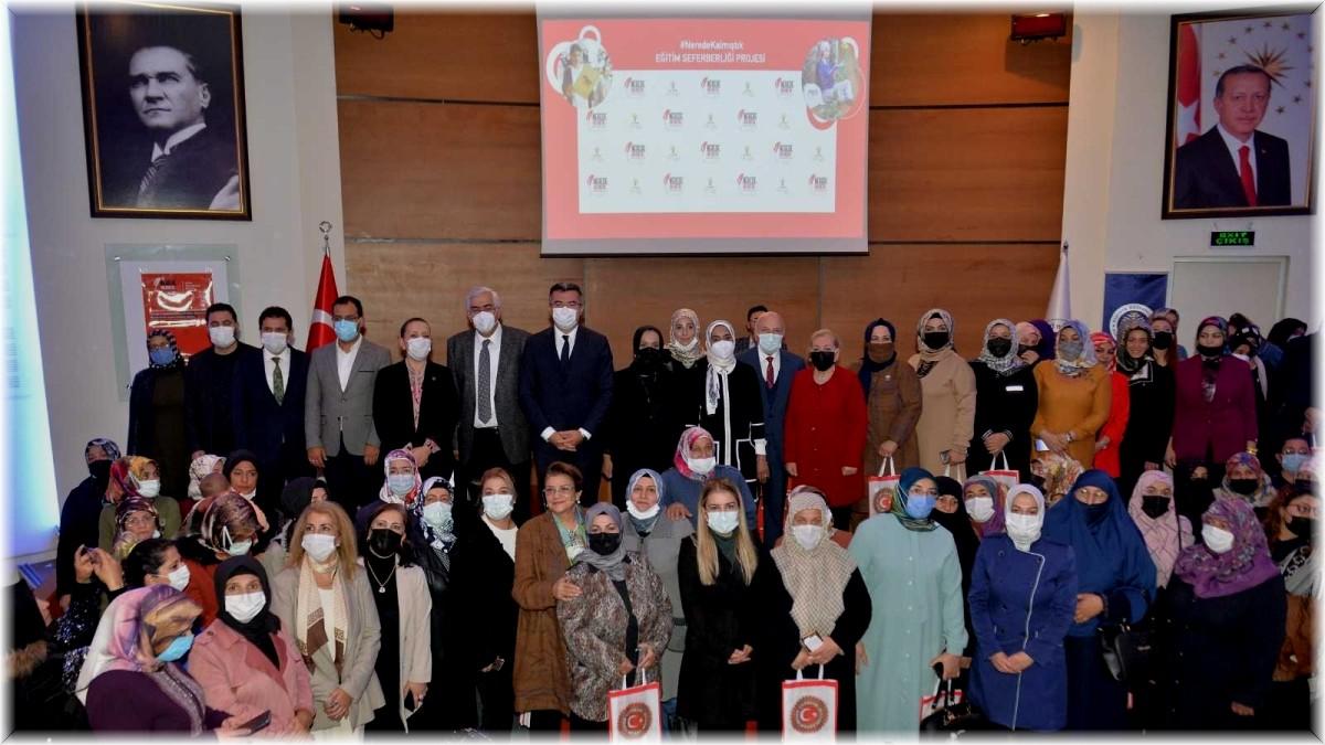 Erzurumlu kadınlar 'Nerede kalmıştık' dedi