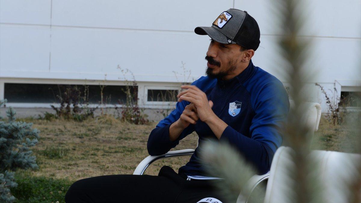 Erzurumsporlu Muhammed Gönülaçar, Süper Lig'de kalıcı olmak istiyor