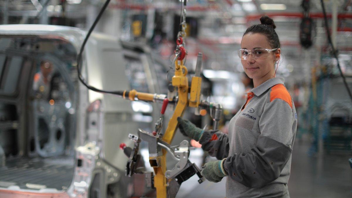 Ford Otosan, Bloomberg Cinsiyet Eşitliği Endeksi'ne girdi