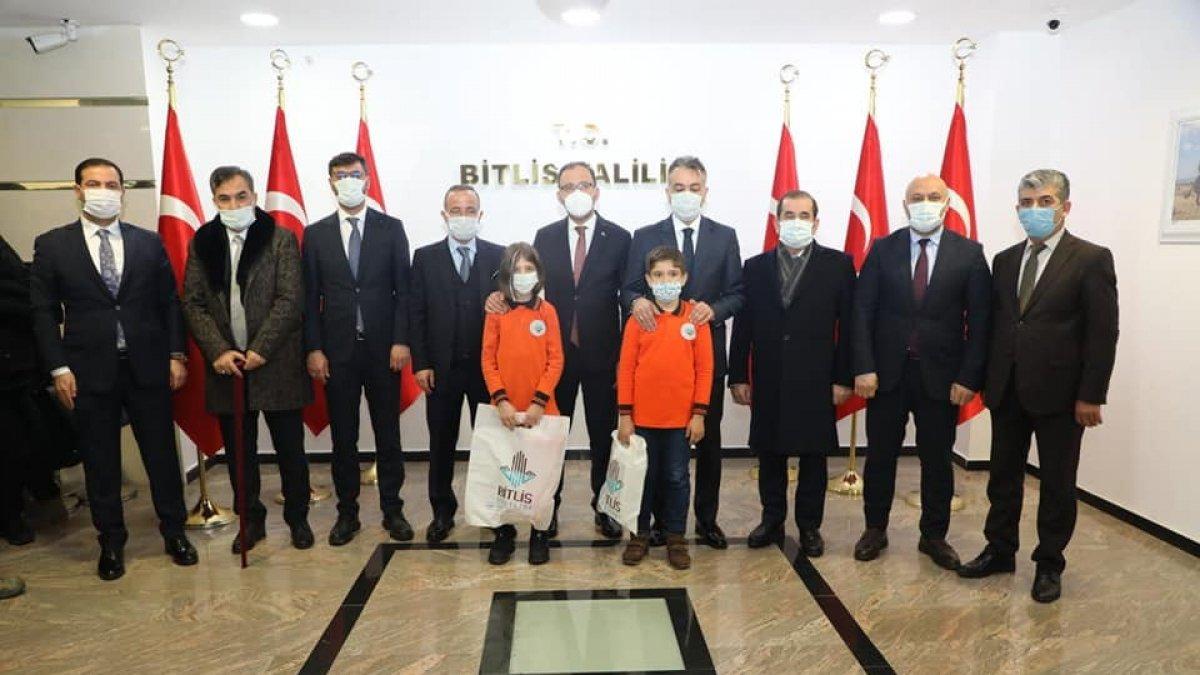 Gençlik ve Spor Bakanlığından Bitlis'e yatırım