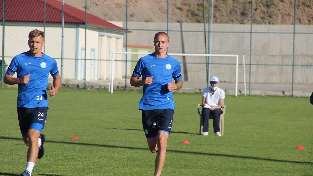 """Holmen: """"Rizespor'a gelmemde abimin büyük bir payı var"""" - Erzurum Haberleri"""